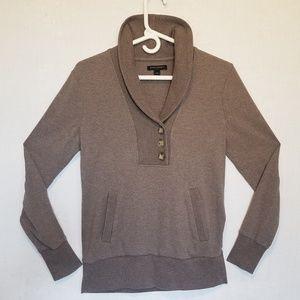Banana Republic Brown Pullover Sweater